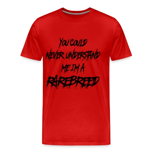 RAREBREED DESIGN - Men's Premium T-Shirt
