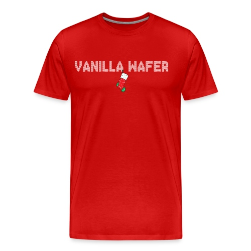 Vanilla Wafer's Christmas - Men's Premium T-Shirt