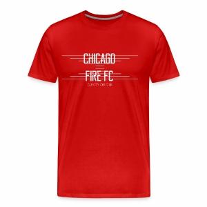 Chicago Fire - Men's Premium T-Shirt