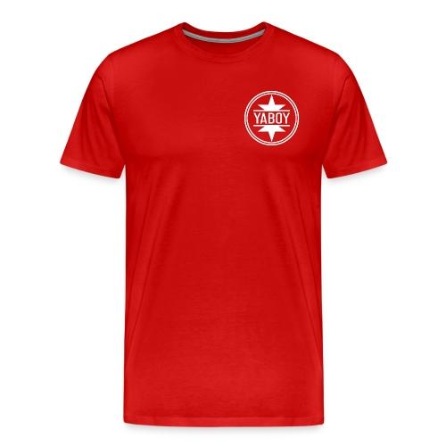 YaBoyLogo - Men's Premium T-Shirt