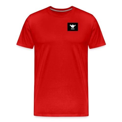 Aloha Hand-loose - Men's Premium T-Shirt