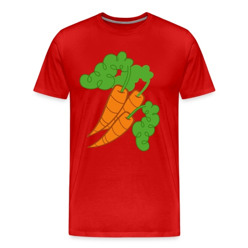 BabyCarrot Merchandise - Men's Premium T-Shirt