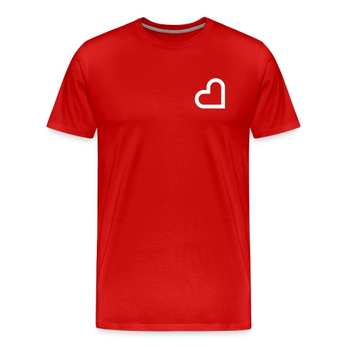Minder Heart - Men's Premium T-Shirt