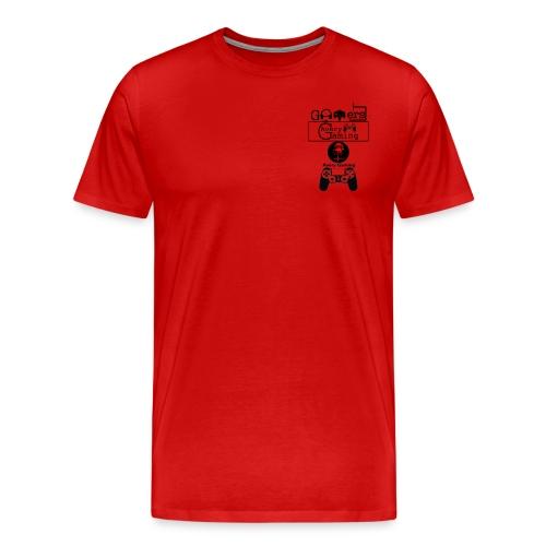 Avery Gaming Connectioner - Men's Premium T-Shirt