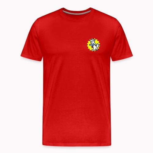 Puff Boy - Men's Premium T-Shirt