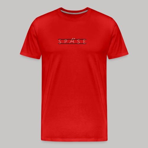 spAse LOGO - Men's Premium T-Shirt