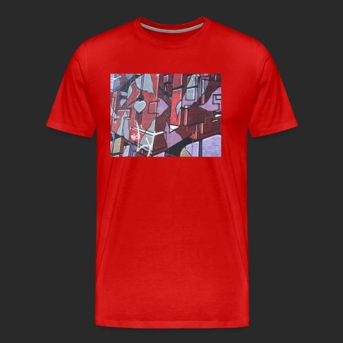 Tagged - Men's Premium T-Shirt
