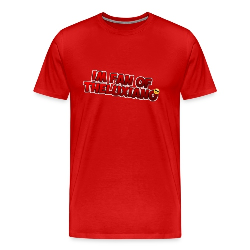 I'm Fan of TheLuxiano - Men's Premium T-Shirt