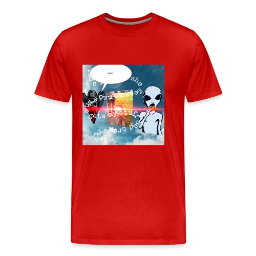 1AADD5D5 C3C4 484F A7D3 BC9CE12610CF - Men's Premium T-Shirt