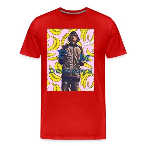 FM Destroys - Men's Premium T-Shirt