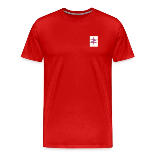 zR - Men's Premium T-Shirt