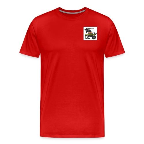 PURE CAMO CAPRICORN *505SQDS - Men's Premium T-Shirt