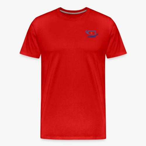 Techbay Logo - Men's Premium T-Shirt