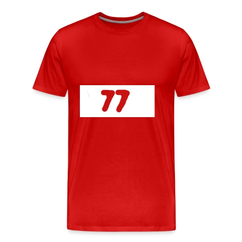 77 aftershock sweater for kids - Men's Premium T-Shirt