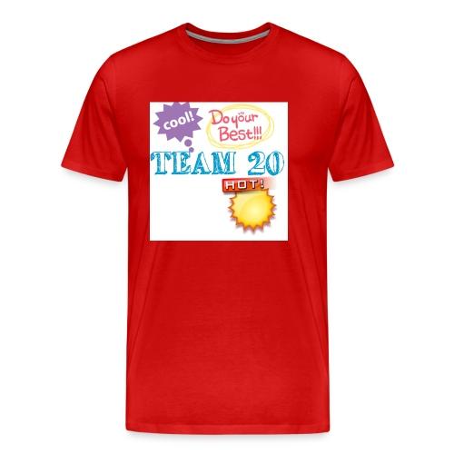 Team20 - Men's Premium T-Shirt
