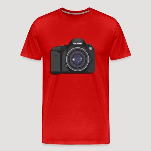 Ian Mikel's Vlog - Men's Premium T-Shirt