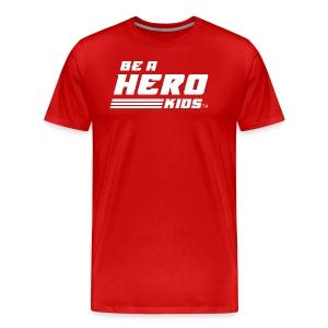 BHK secondary white TM - Men's Premium T-Shirt