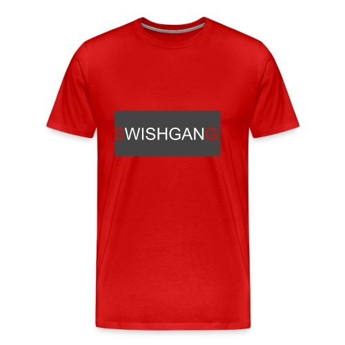 SWISHGANG2 - Men's Premium T-Shirt