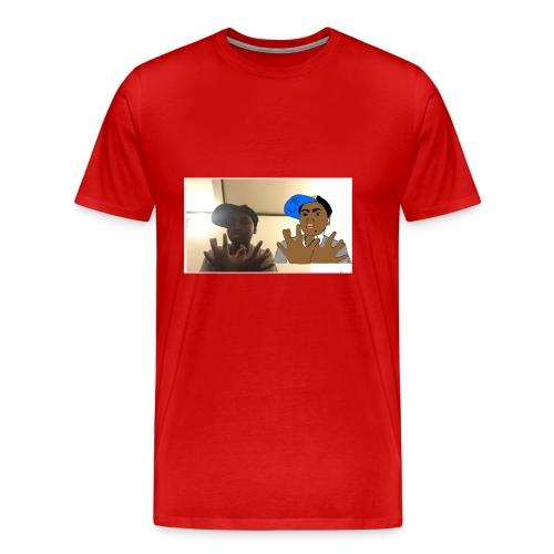 Cheick Zeba - Men's Premium T-Shirt