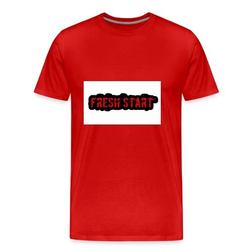 Fresh Start T - Men's Premium T-Shirt