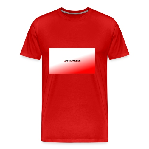 zay blackston drippy - Men's Premium T-Shirt