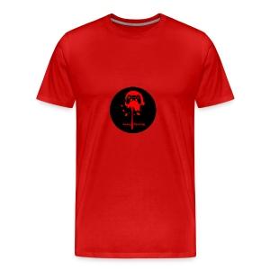 Avery Gaming Gun Splatter - Men's Premium T-Shirt