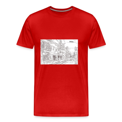 StreetLines - Men's Premium T-Shirt