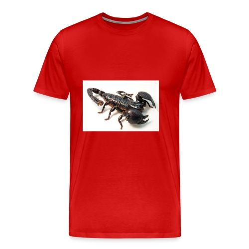1200px Female Emperor Scorpion - Men's Premium T-Shirt