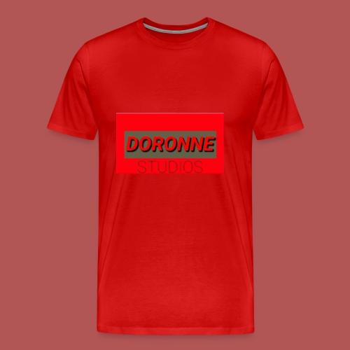 Marvel based logo - Men's Premium T-Shirt