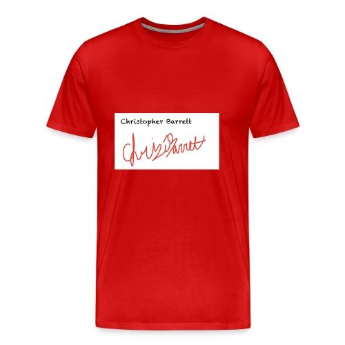 1094A4A3 2C17 471F A877 C11836AAD1BB - Men's Premium T-Shirt