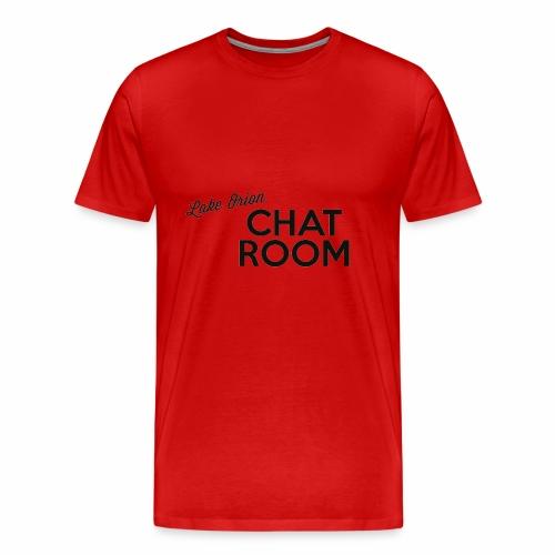 LOCR Logo - Men's Premium T-Shirt