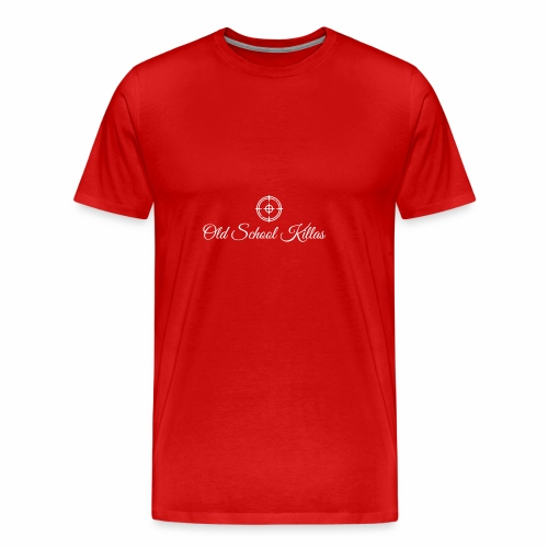 Old School Killas - Men's Premium T-Shirt