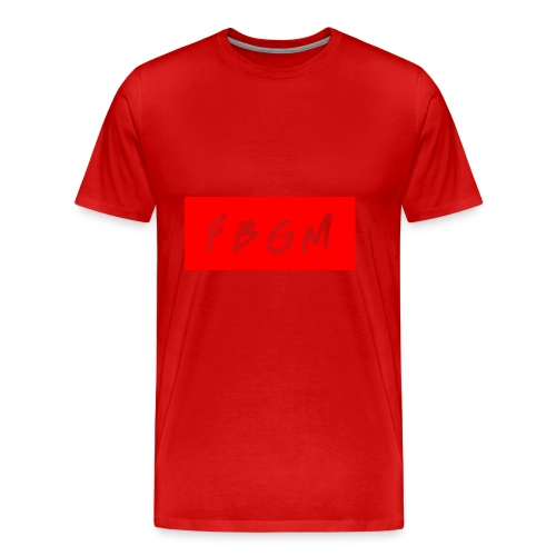 fbgm - Men's Premium T-Shirt