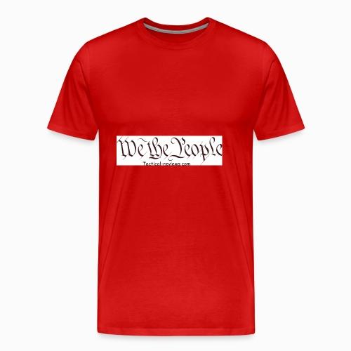 tactical reviews - Men's Premium T-Shirt