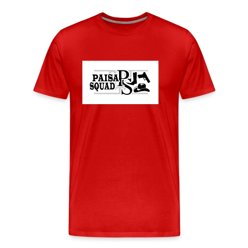 Paisa Squad 2 - Men's Premium T-Shirt