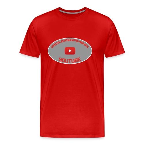 2iguys Gaming - Men's Premium T-Shirt