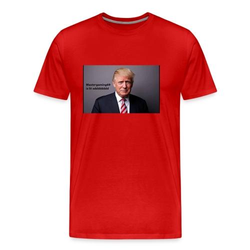 Mastergaming69 is Lit xdddddddddd - Men's Premium T-Shirt