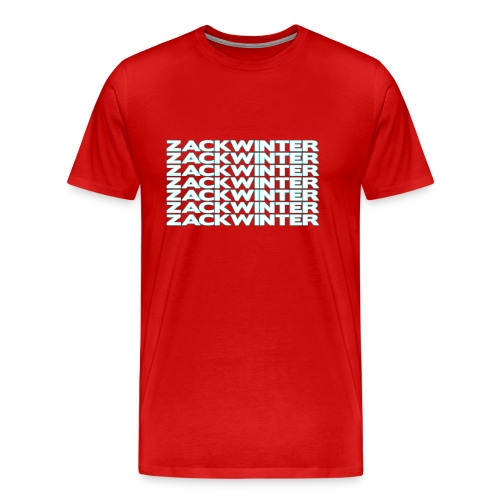 zackwinter - Men's Premium T-Shirt