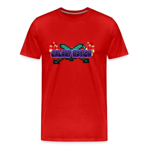 Galaxy Logo 1 - Men's Premium T-Shirt