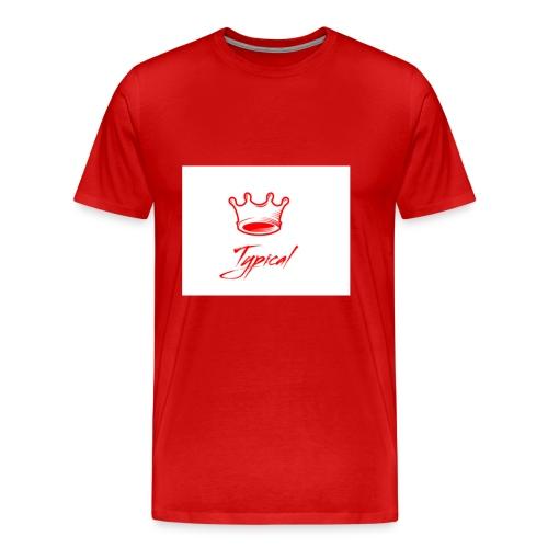 typical royalty - Men's Premium T-Shirt