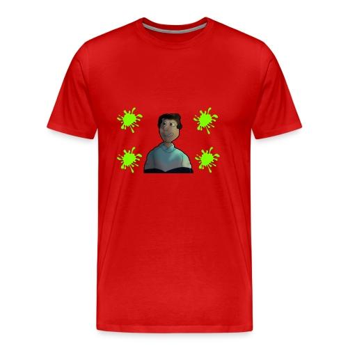 BatSplat logo - Men's Premium T-Shirt