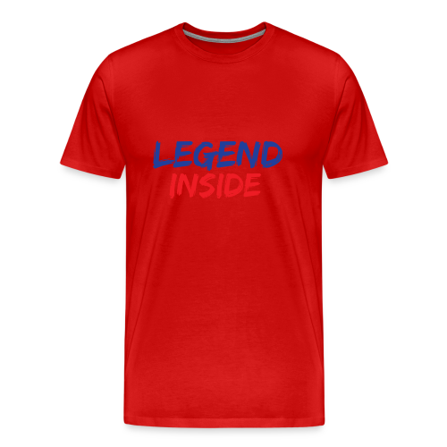 Legend Inside - Men's Premium T-Shirt