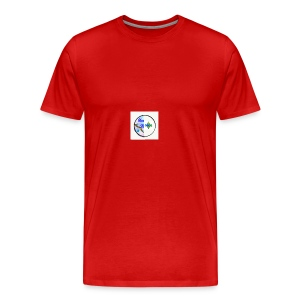 slime,sims all in one - Men's Premium T-Shirt