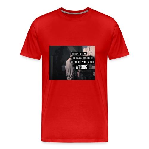 NF Epiphany Shirt - Men's Premium T-Shirt