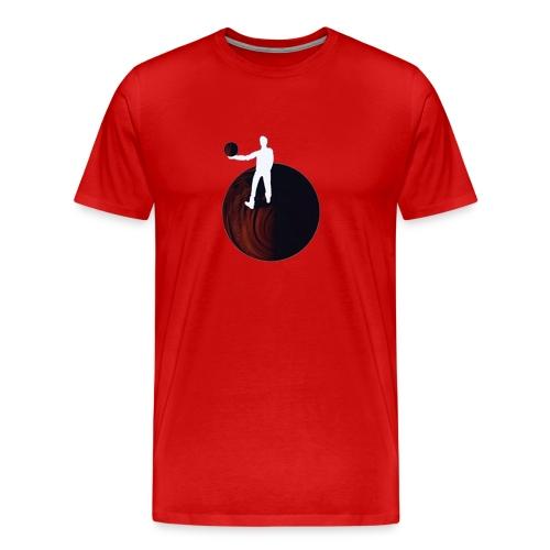 Space Mannnnn - Men's Premium T-Shirt