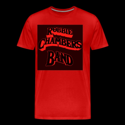 3d logo - Men's Premium T-Shirt