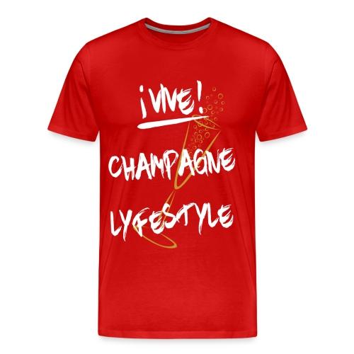 cl vive big - Men's Premium T-Shirt