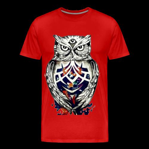 Universe Owl - Men's Premium T-Shirt