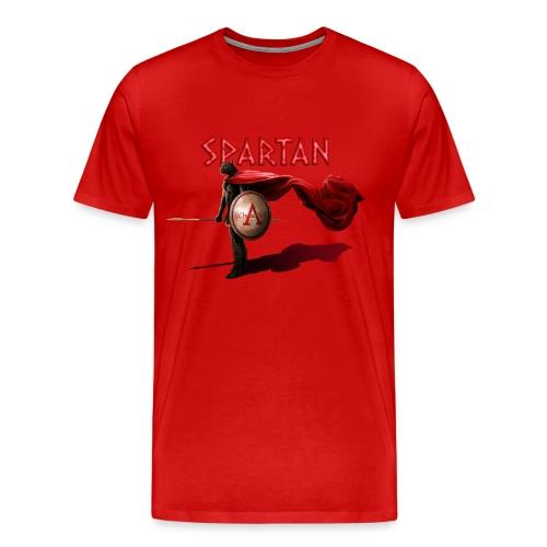 Spartan Panther - Men's Premium T-Shirt