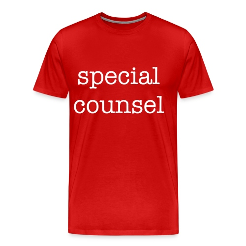 Special Counsel - Men's Premium T-Shirt